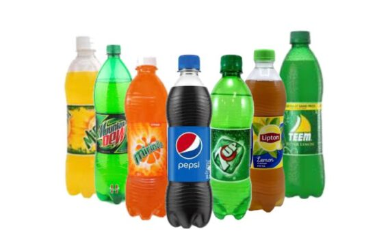 Pepsi products